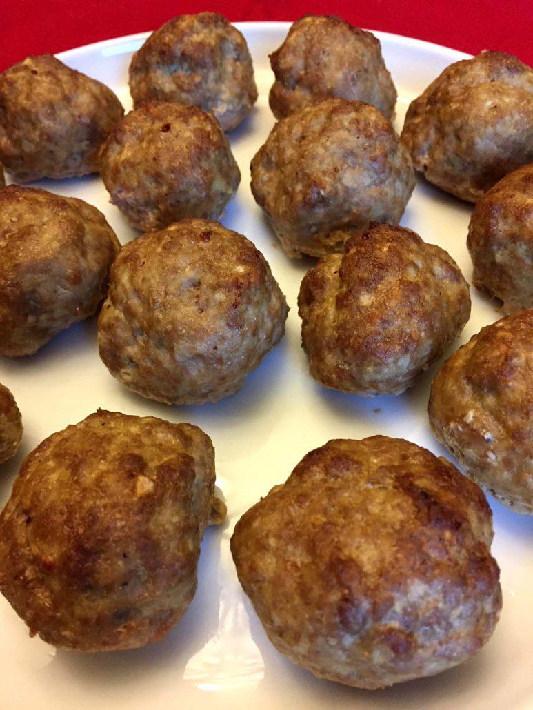 How To Make Keto Meatballs