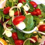 Fresh Tomato Mozzarella Salad Recipe