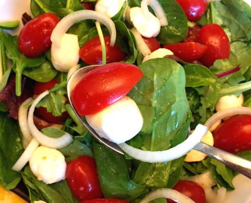 Tomato Mozzarella Salad Recipe