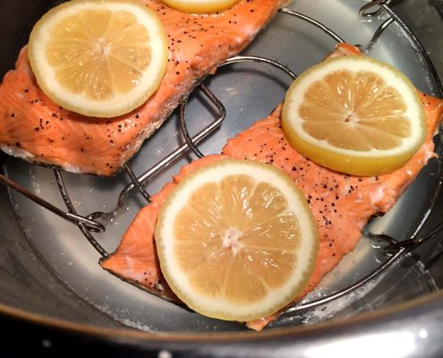 instant pot fish fillet