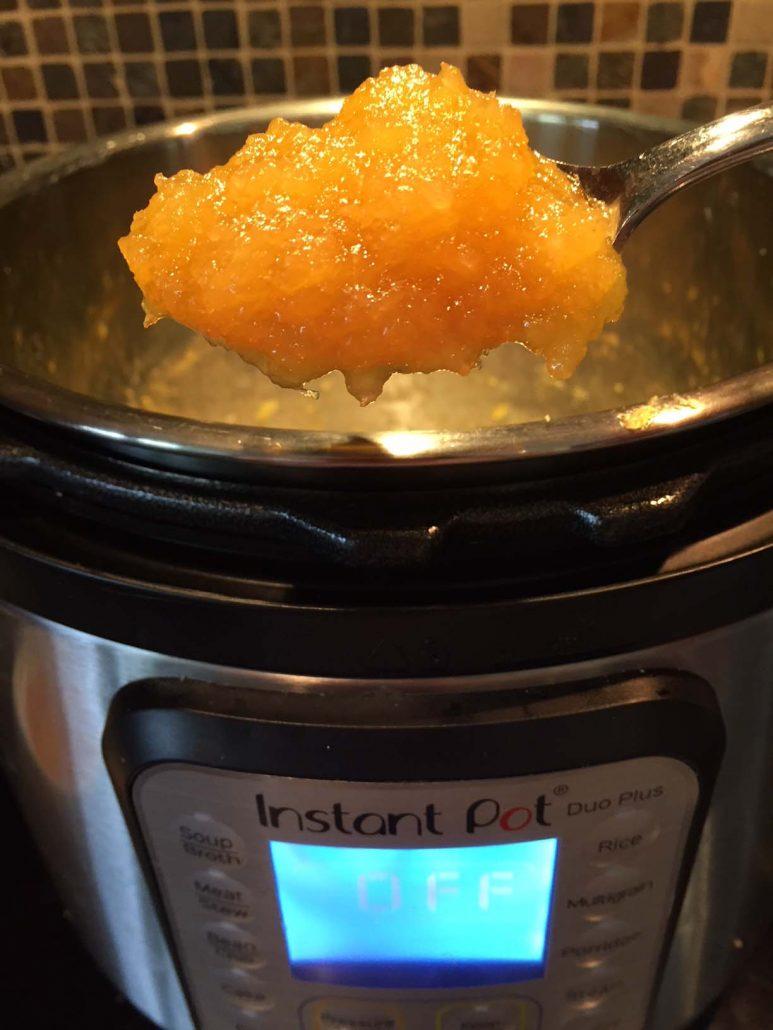 Instant Pot Pineapple Jam