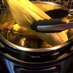 Instant Pot Corn In The Husk