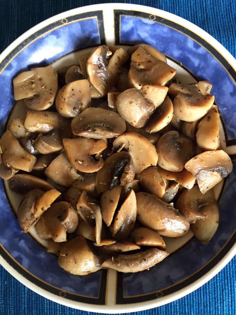 How To Make Instant Pot Mushrooms