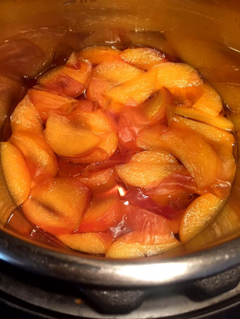 How To Make Peach Lemonade With Instant Pot