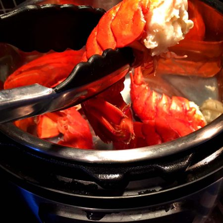 how to cook fresh lobster