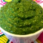 Radish Leaves Pesto