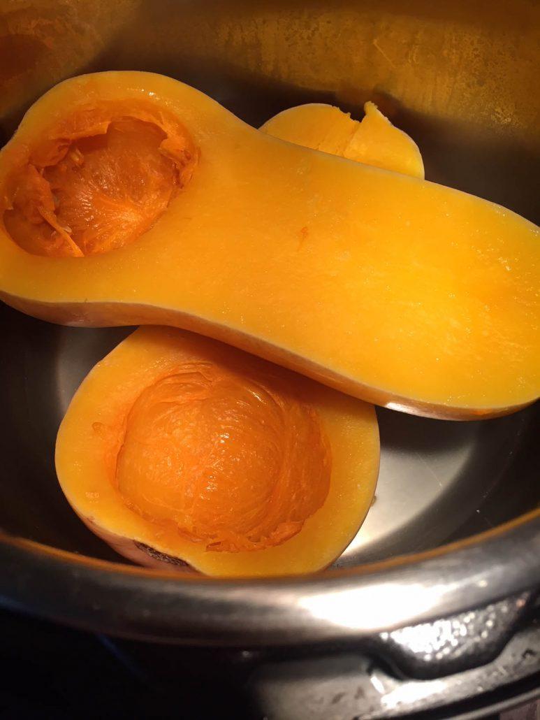 Instant Pot Butternut Squash