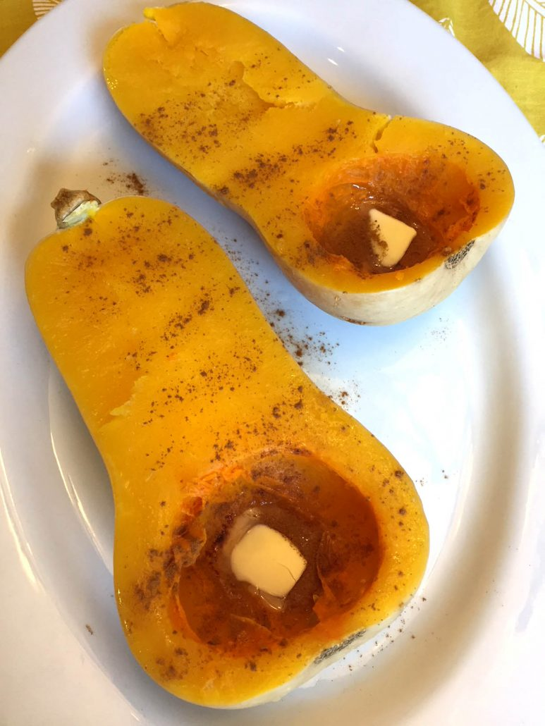Instant Pot Butternut Squash Recipe