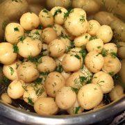 Instant Pot Small Potatoes