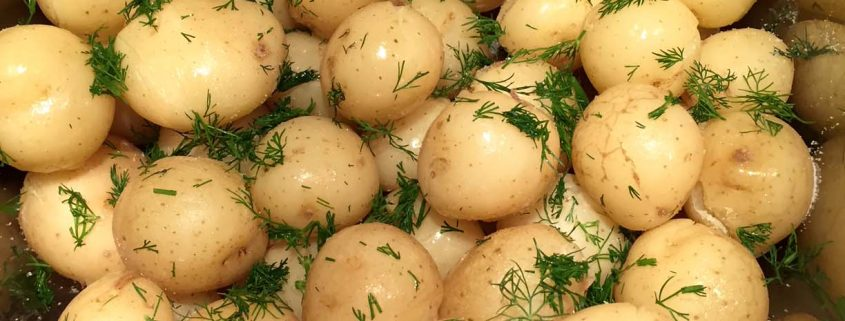 how to cook small potatoes in instant pot
