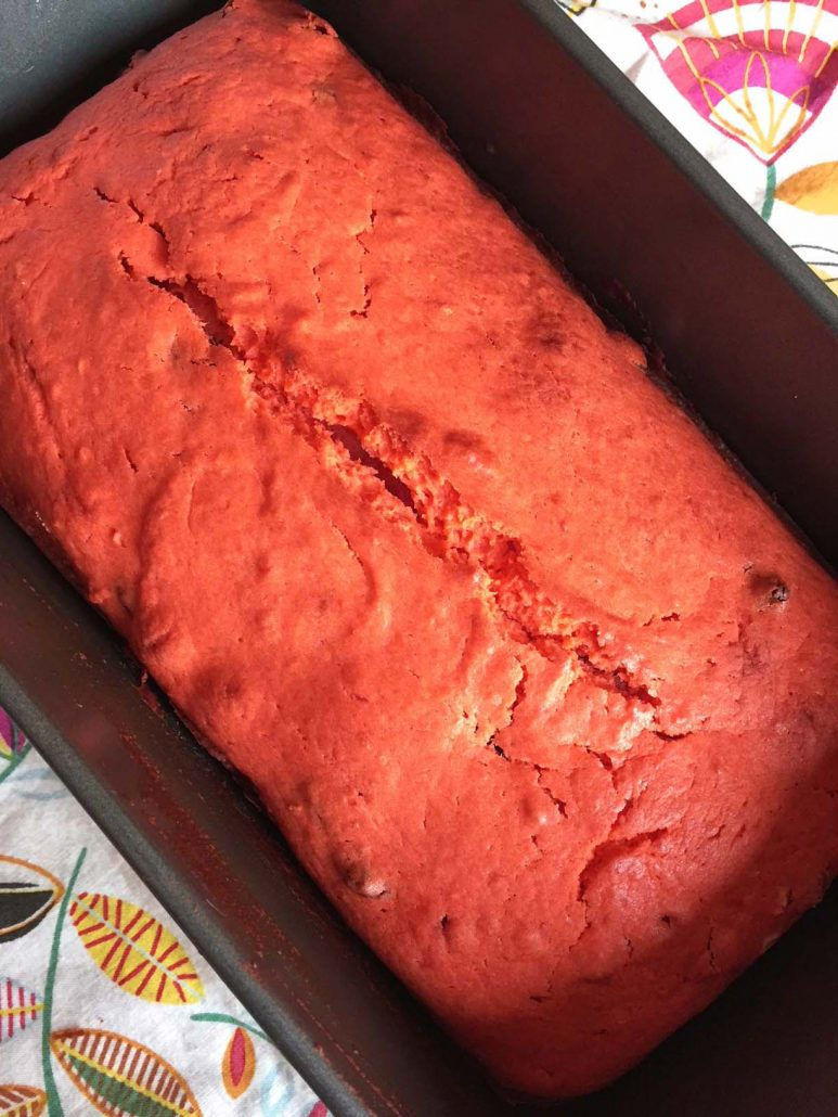 Easy Watermelon Bread