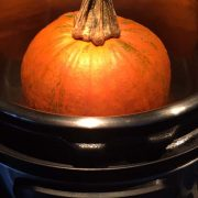 Instant Pot Whole Pumpkin