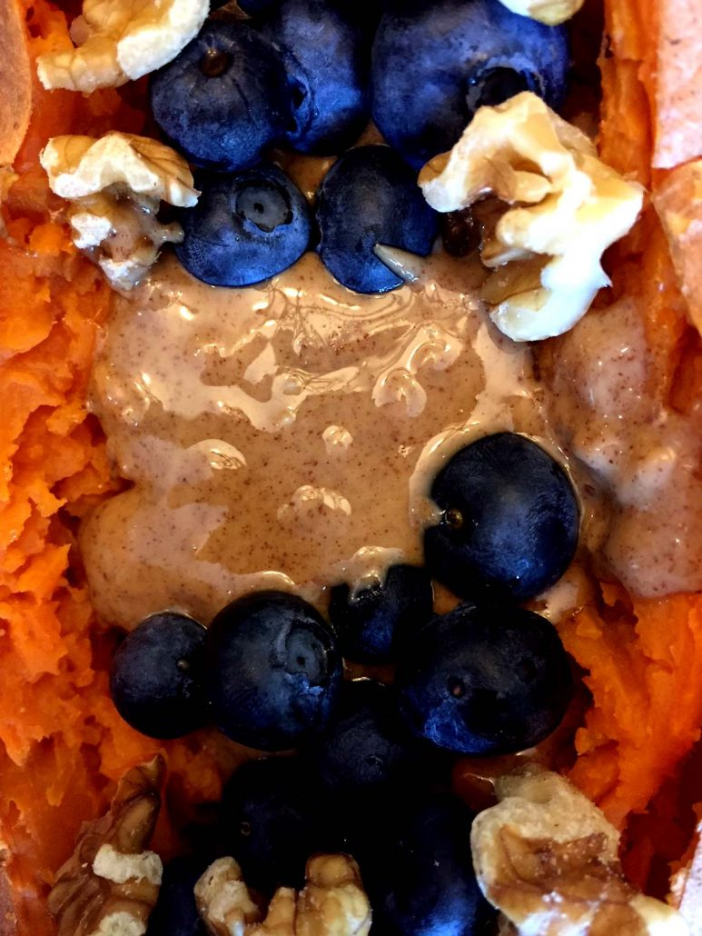 Healthy Sweet Potato Breakfast Bowl