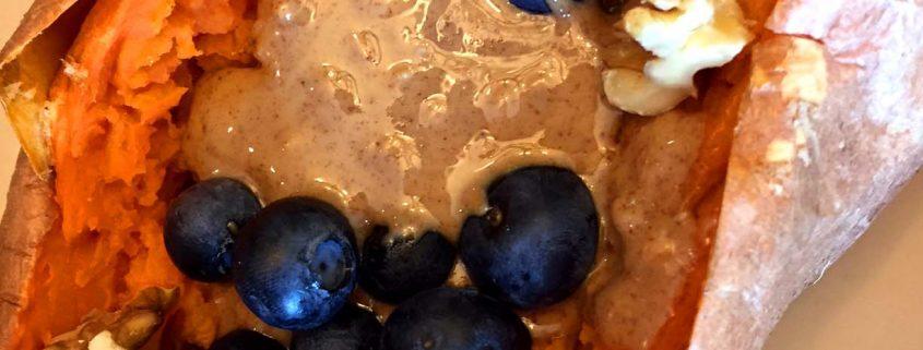 Sweet Potato Breakfast Bowl Recipe