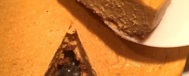 Instant Pot Pumpkin Cheesecake Recipe