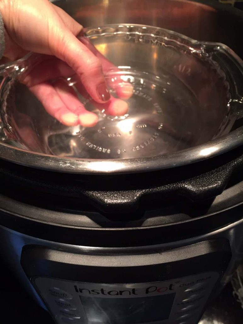 Pyrex Pie Dish For Instant Pot