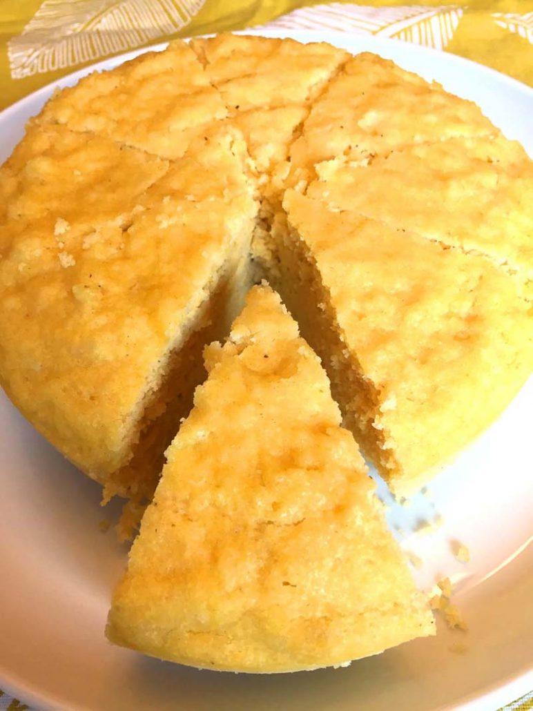 Instant Pot Corn Bread