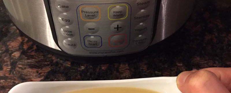 Instant Pot Gravy