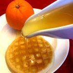 Orange Syrup Recipe