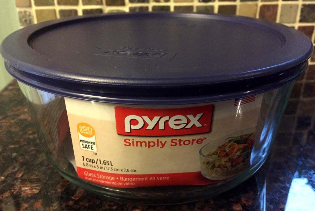 Instant Pot Pyrex