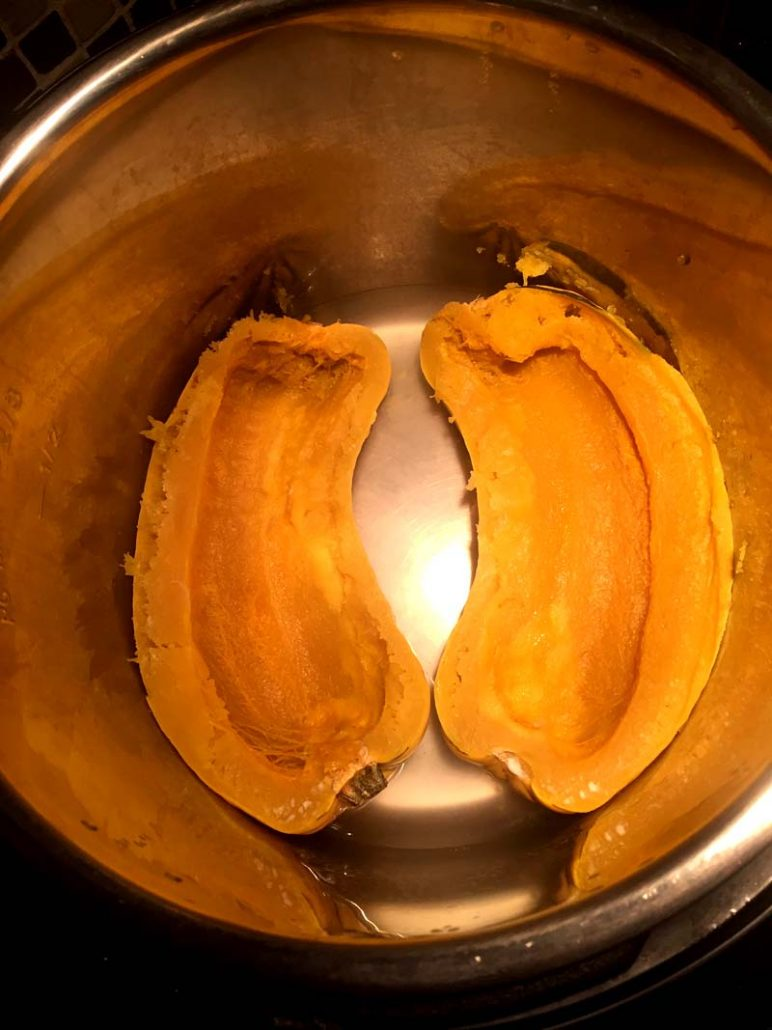 How To Cook Delicata Squash In The Instant Pot