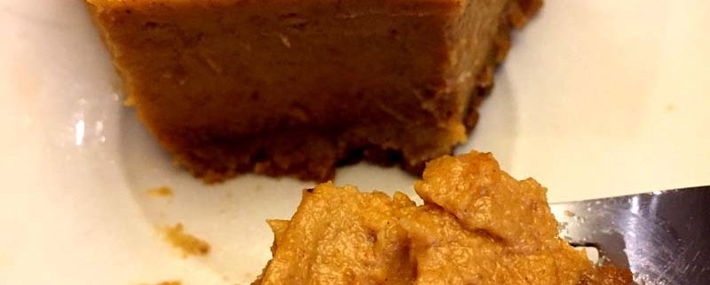 Instant Pot Sweet Potato Pie