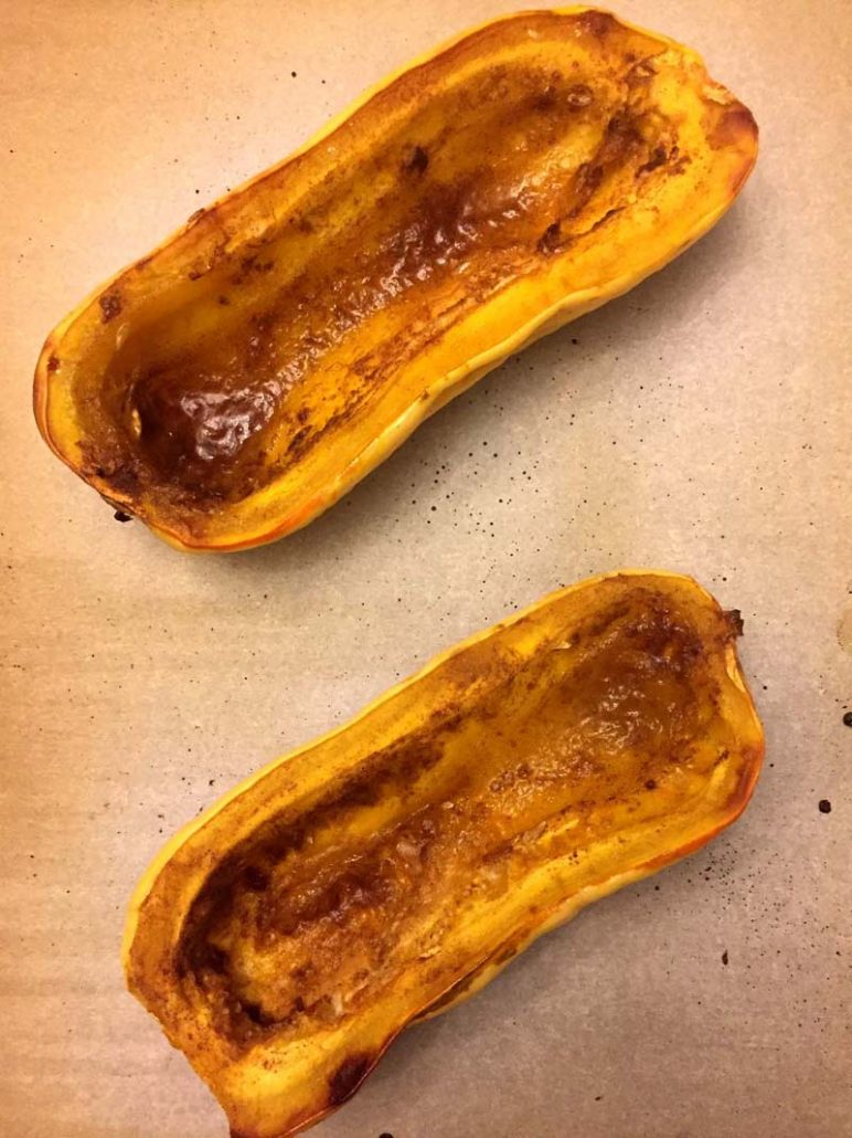 How To Cook Delicata Squash