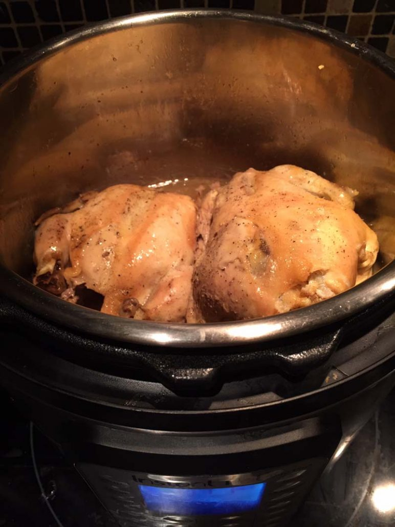 Instant Pot Cornish Hens From Fresh Or Frozen Melanie Cooks