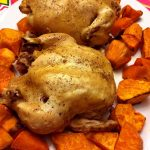 Instant Pot Cornish Hens