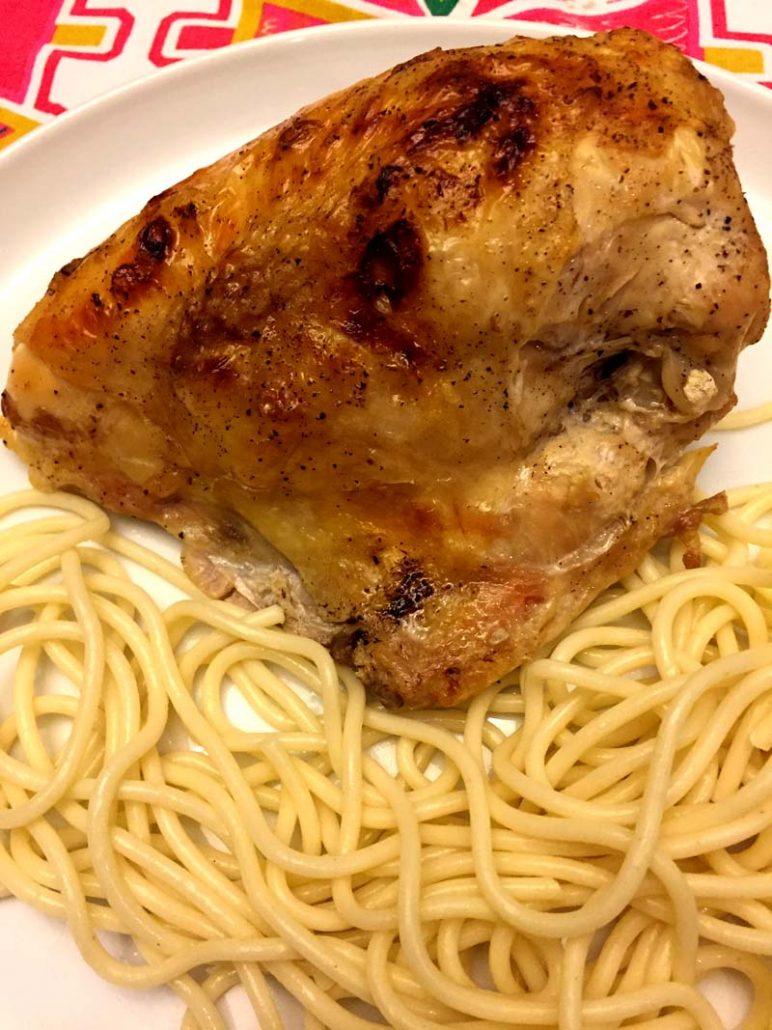 How To Bake Bone-In Chicken Breast