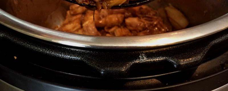 Instapot Chicken Teriyaki Recipe