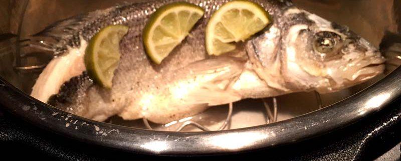 Instant Pot Whole Fish