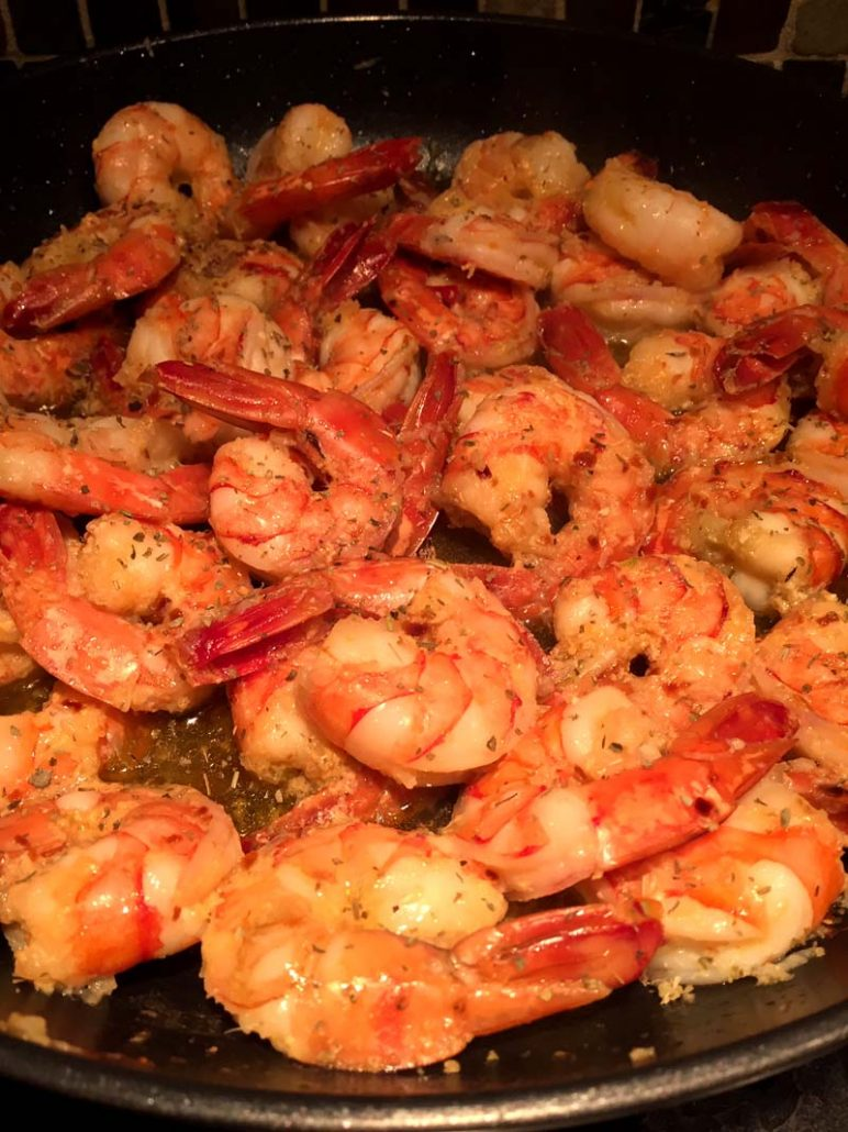 Spicy Garlic Shrimp Recipe