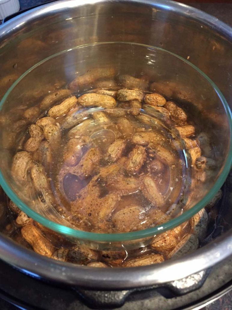 boiled peanuts tutorial