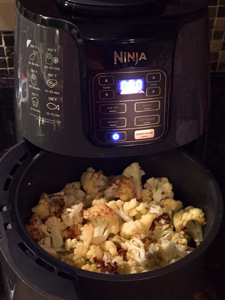 Air Fryer Cauliflower Recipe