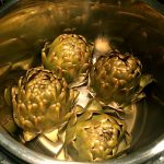 Instant Pot Artichokes Recipe