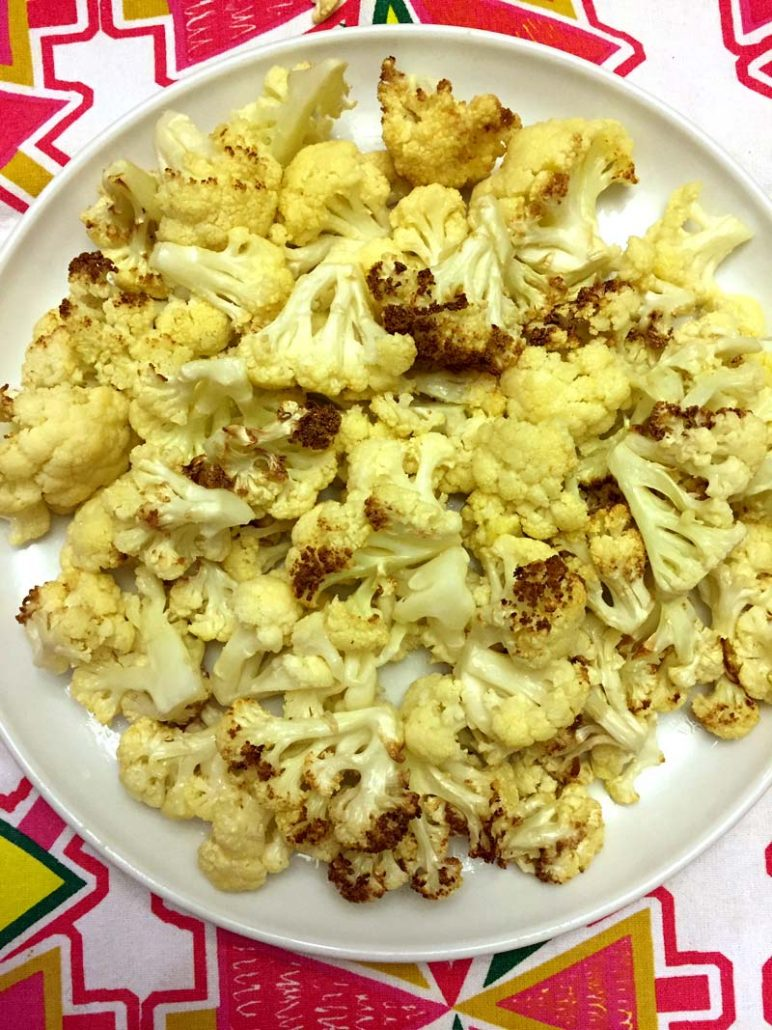 easy air fryer cauliflower