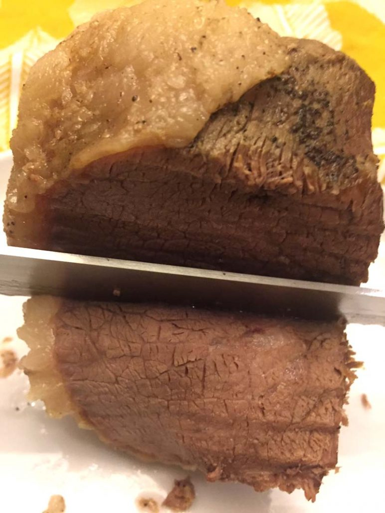 Instapot Roast Beef