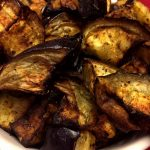 Air Fryer Eggplant