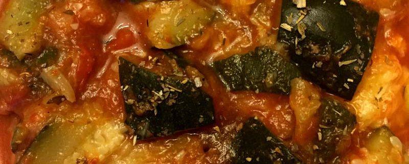 Instant Pot Zucchini Recipe