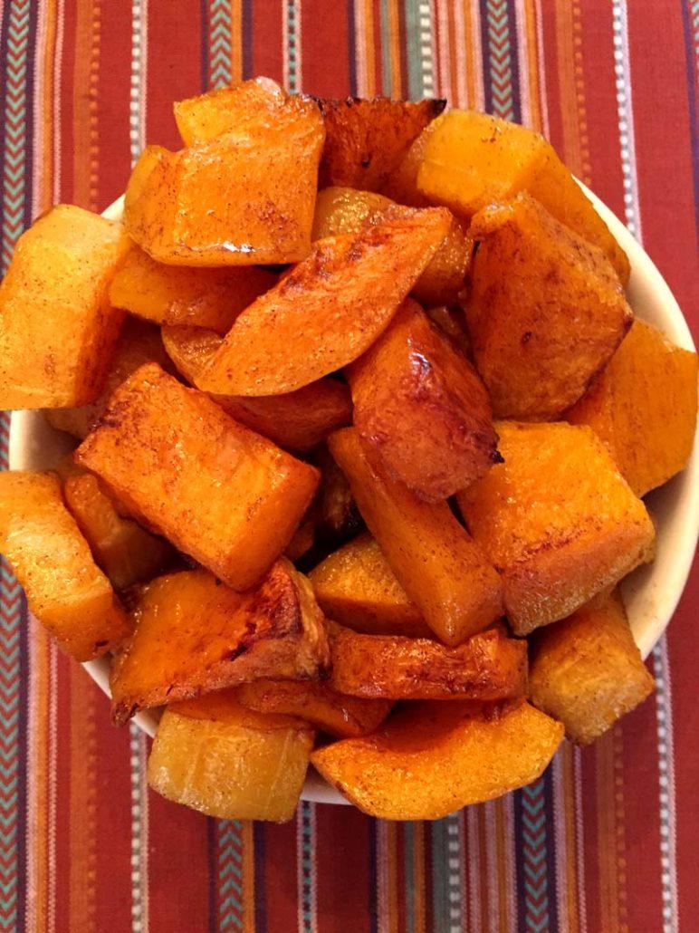 easy roasted butternut squash recipe