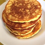 Keto Pancakes With Coconut Flour