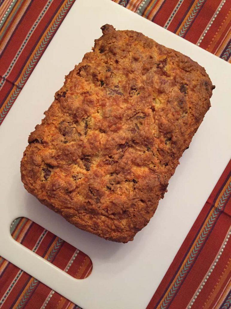 Keto Bacon Bread