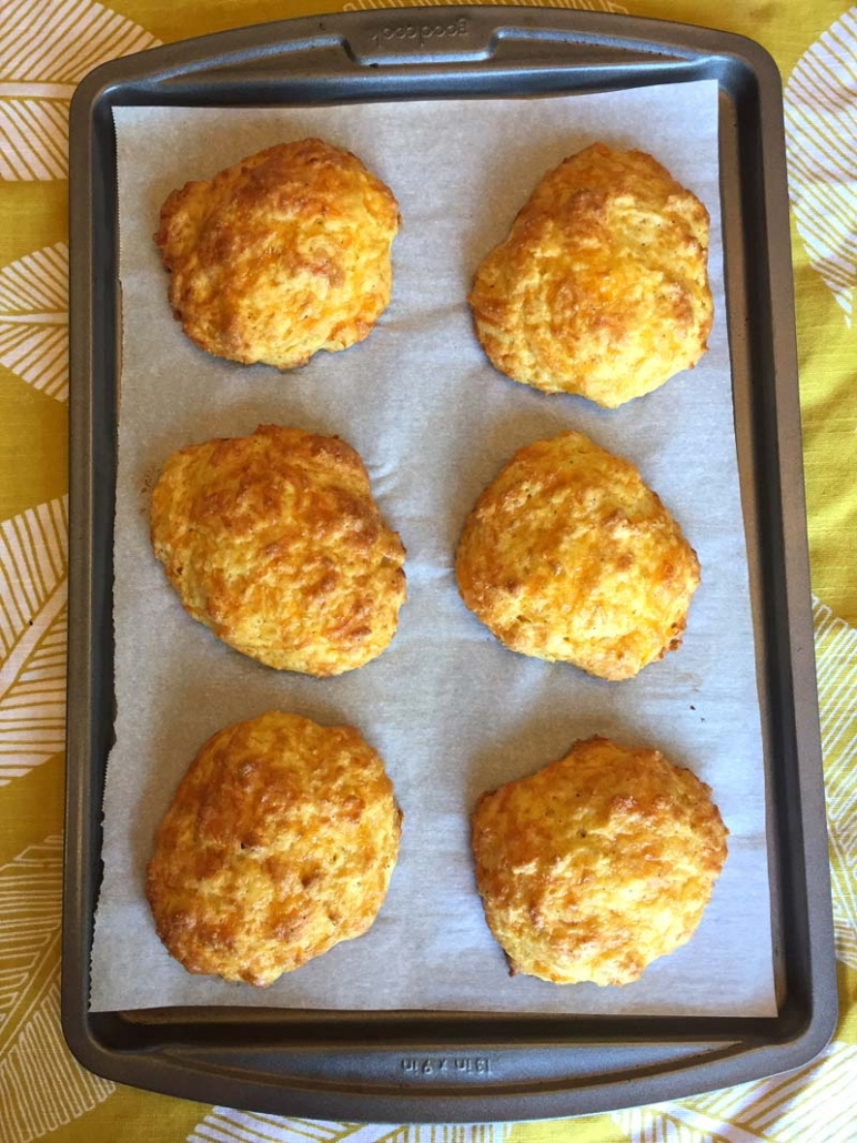 Keto Cheddar Biscuits Red Lobster Copycat Recipe