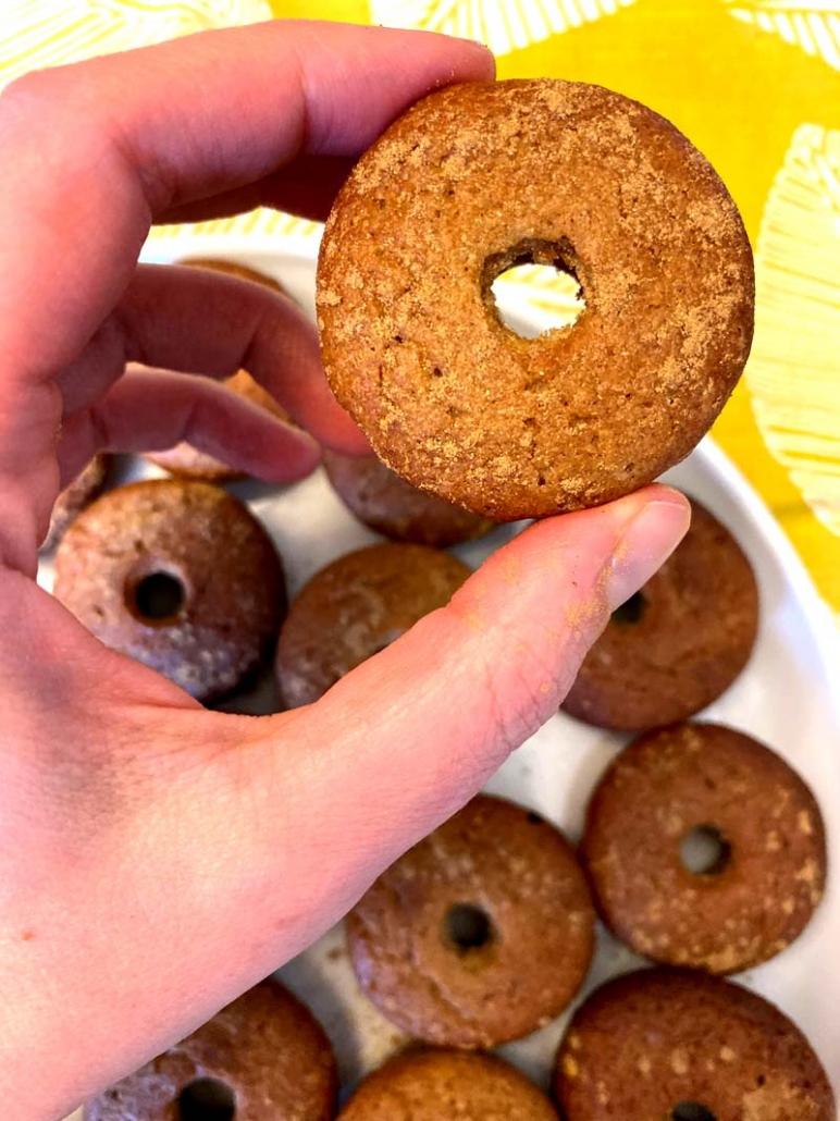 keto donut recipe