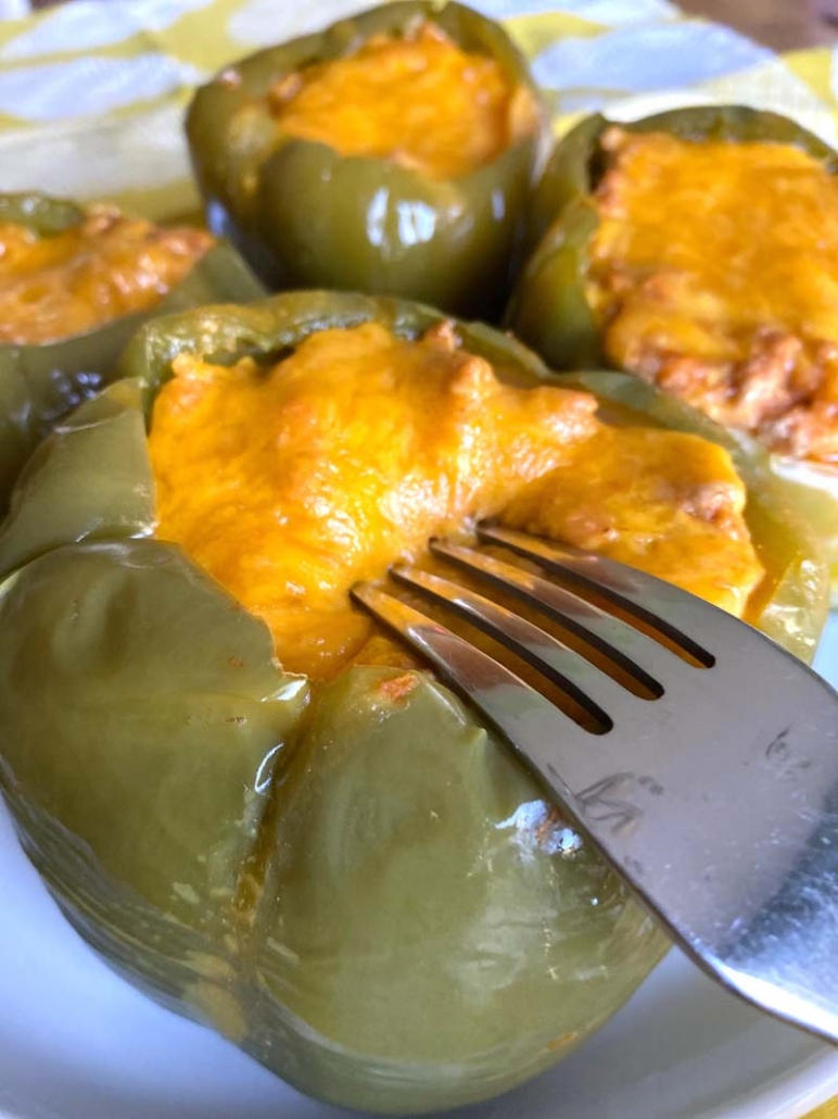 stuffed peppers instant pot