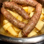 Instant Pot Sausage And Potatoes