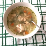 Canned Salmon Soup Recipe