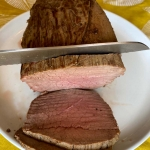 Instant Pot Eye Of Round Roast Beef