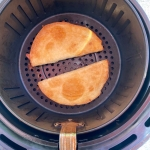 Air Fryer Cheese Quesadillas